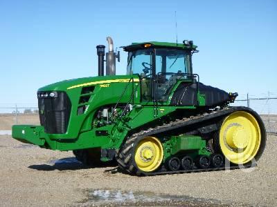 2011 JOHN DEERE 9630T Track Tractor