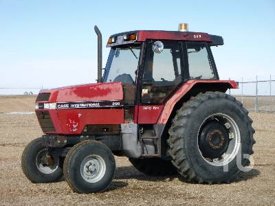 1991 CASE IH 5120 2WD Tractor