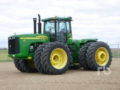 2003 JOHN DEERE 9320 4WD Tractor