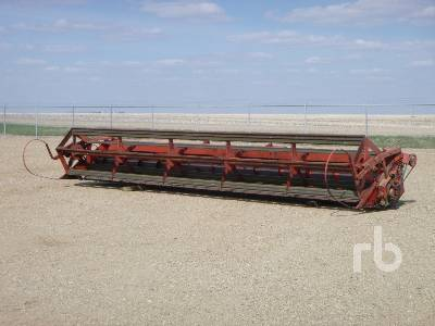 MASSEY FERGUSON 2381 23 Ft Rigid Header