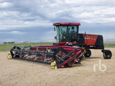 2009 CASE IH WD1203 30 Ft Swather