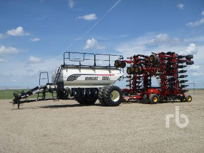 2013 BOURGAULT 3710 60 Ft Disc Air Drill