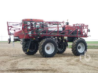 2002 CASE IH SPX4260 Patriot 90 Ft High Clearance Sprayer