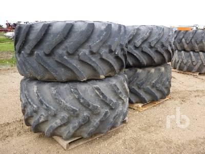 FIRESTONE Qty Of 4 800/65R32 Tire