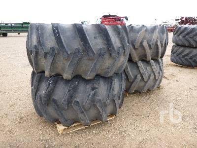 FIRESTONE Qty Of 4 30.5LR32 Tire