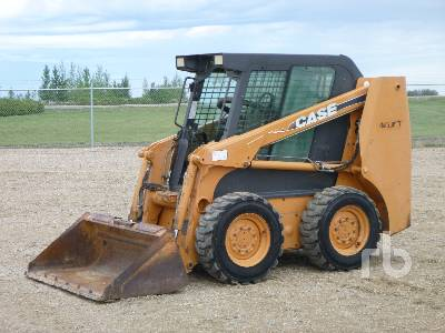 2004 CASE 40XT Skid Steer Loader