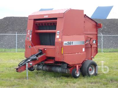 1999 CASE IH RS561 Round Baler