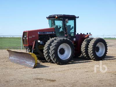 1997 CASE 9330 Steiger 4WD Tractor