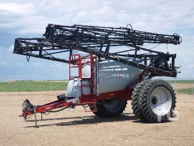 2009 CASE IH 160 130 Ft High Clearance Field Sprayer