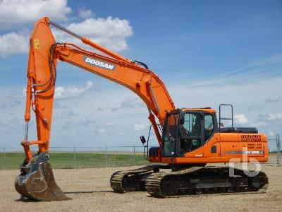 2014 DOOSAN DX255LC-3 Hydraulic Excavator