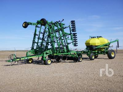 2004 JOHN DEERE 1820 40 Ft Air Drill