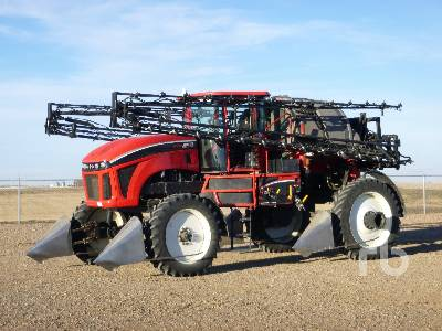 2011 APACHE AS1220 100 Ft High Clearance Sprayer