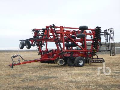 2015 CASE IH 335VT-42 42 Ft Tandem Disc