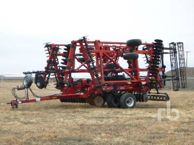 2015 CASE IH 335VT-47 47 Ft Tandem Disc