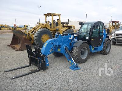 Unused 2018 GENIE GTH4018 8800 Lb 4x4x4 Telescopic Forklift