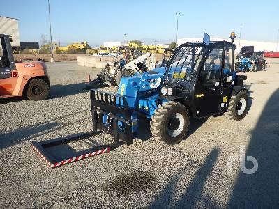 Unused 2019 GENIE GTH2506 5500 Lb 4x4x4 Telescopic Forklift