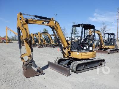 2015 CATERPILLAR 305E2 Mini Excavator (1 - 4.9 Tons)