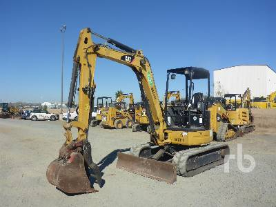 2014 CATERPILLAR 305E CR Mini Excavator (1 - 4.9 Tons)