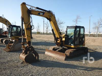CATERPILLAR 308E2 CR Midi Excavator (5 - 9.9 Tons)