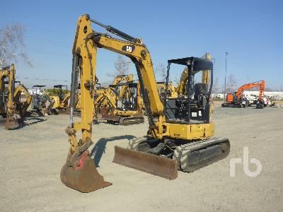 2014 CATERPILLAR 305E2 CR Mini Excavator (1 - 4.9 Tons)