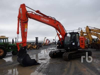 2018 HITACHI ZX225USLC-6 Hydraulic Excavator