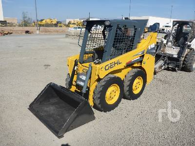2018 GEHL R105 Skid Steer Loader