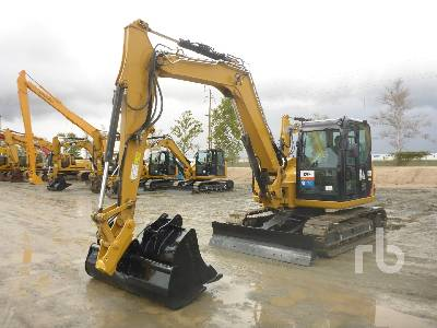 2017 CATERPILLAR 308E2CR SB Midi Excavator (5 - 9.9 Tons)