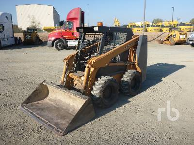 2002 CASE 70XT Skid Steer Loader