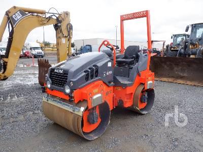 Unused 2020 HAMM HD12VV Tandem Vibratory Roller