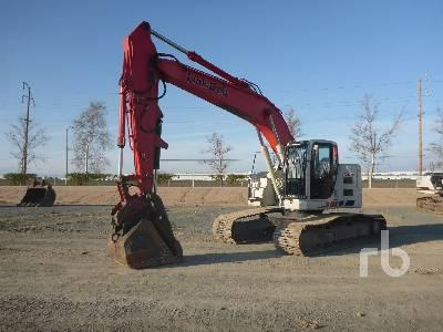 2008 LINK-BELT 225 Hydraulic Excavator