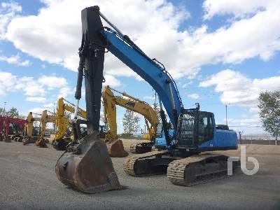 2007 HYUNDAI ROBEX 360LC-7 Hydraulic Excavator