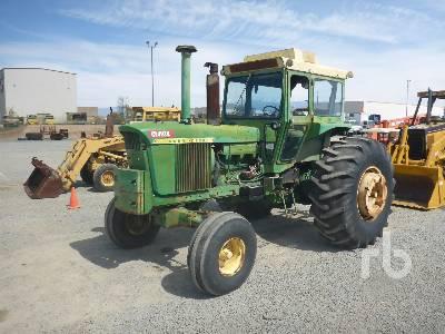1972 JOHN DEERE 4620 Utility Tractor