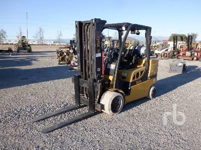 2010 YALE GLC120SVXNGSV08 Forklift