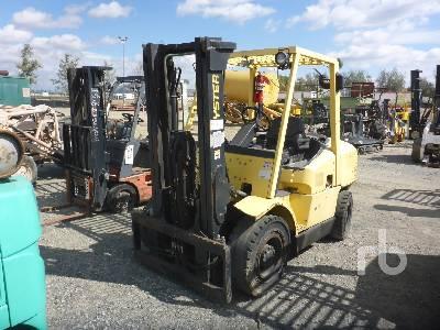 2003 HYSTER H80XM 8000 Lb Forklift
