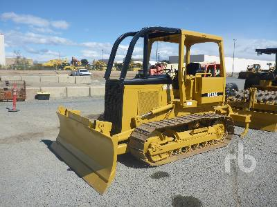 1995 JOHN DEERE 550G Crawler Tractor