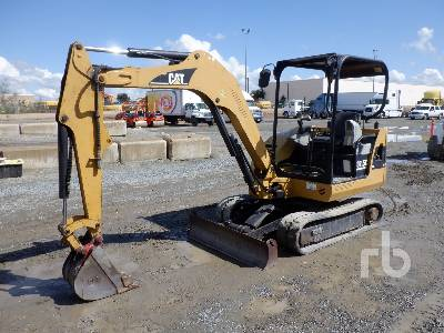 2007 CATERPILLAR 302.5C Mini Excavator (1 - 4.9 Tons)