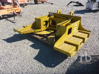 SEC Q/C 26 In. Hydraulic Tree Saw Wheel Loader Attachment - Other