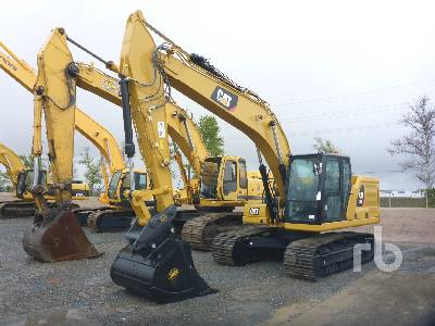 2019 CATERPILLAR 320GC Hydraulic Excavator