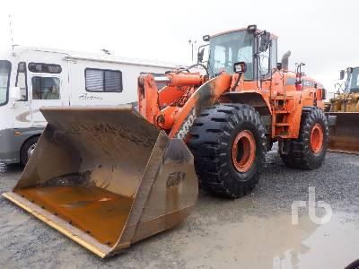 2010 DOOSAN DL450 Wheel Loader