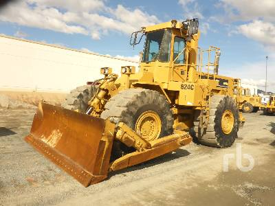 1991 CATERPILLAR 824C Wheel Dozer
