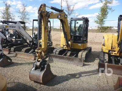 2013 CATERPILLAR 305.5E CR Mini Excavator (1 - 4.9 Tons)