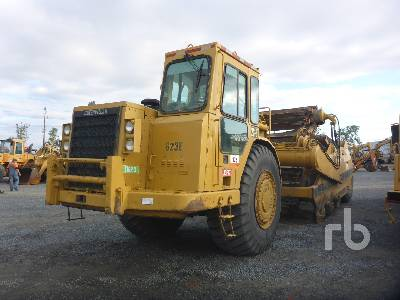 1991 CATERPILLAR 623E Elevating Motor Scraper