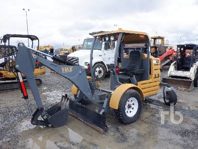 EXTEND TMX Towable Mobile Excavator