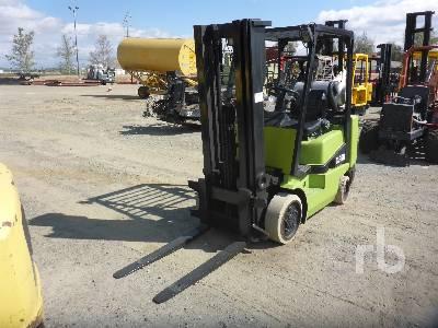 CLARK CGC25 5000 Lb Forklift