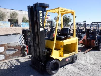 2004 HYSTER E60Z 1900 lb Electric Forklift Parts/Stationary Construction-Other