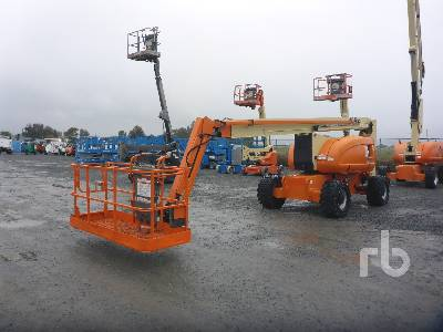 2003 JLG 800AJ 4x4 Articulated Boom Lift