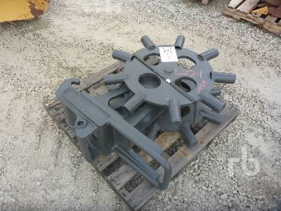BOBCAT Q/C 12 In. Loader Backhoe Compaction Wheel