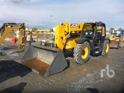 2018 JCB 506-36 6000 Lb 4x4x4 Telescopic Forklift