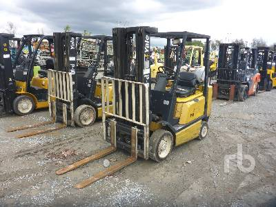 YALE GLC050R 5000 Lb Forklift