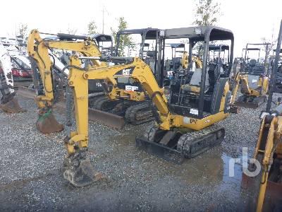 2001 CATERPILLAR 301.5 Mini Excavator (1 - 4.9 Tons)